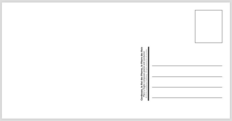 Carte Postale Cordouan L Octanphare