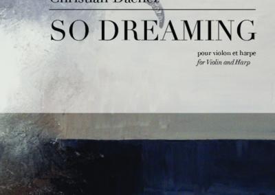 So Dreaming